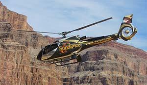 Helikoptertur til Grand Canyon fra Las Vegas
