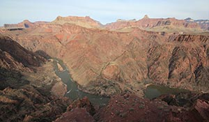 Colorado River i Grand Canyon