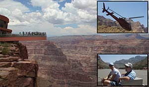 Multiaktiviteter i Grand Canyon
